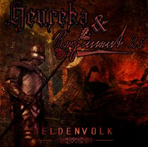 Heureka & Regiment 25 - Heldenvolk - CD