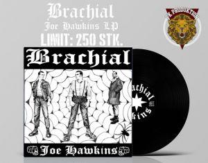 Brachial - Joe Hawkins - LP schwarz