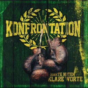 Konfrontation - Harte Noten - Klare Worte (OPOS CD 168)