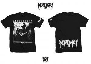Mortuary - Apocalypse - Shirt schwarz
