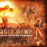 Burn Down - Zyklon Sturm der Vergeltung - Picture LP
