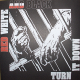 "Red, White and Black - Turn it Down - 12"" EP (schwarz)"