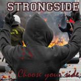 Strongside - Choose your side -LP (schwarz)