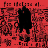 FOR THE LOVE OF ROCK`N`OI! 3er Split-CD