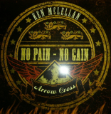 Ken McLellan & Arrow Cross - No Pain No Gain - LP