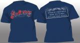 Final War - Stand up - Shirt dunkelblau