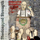 Steelcapped Strenght - Freedom of Speech - LP (schwarz + gelb)