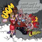 Guess who's staying for breakfast (OPOS CD 055) - DIGIPACK
