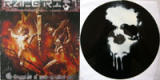 Race Riot - Downfall of your infected world / Skull - LP schwarz