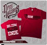 Terrorsphära - Bis zum bitteren Ende - Shirt rot