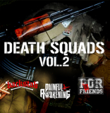 Death Squads Vol.2 - Sampler - EP schwarz