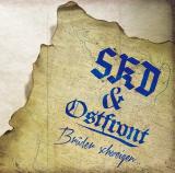 SKD & Ostfront - Brüder schweigen (OPOS CD 071)