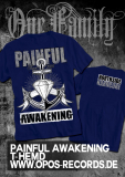 Painful Awakening - Shirt blau