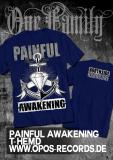 Painful Awakening - Shirt blau