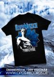 Übermensch - Shirt schwarz