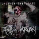 Mortuary / Painful Life - Unleash the beast (OPOS CD 080)