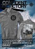 Confident of Victory - Jacke grau