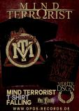 Mind Terrorist - Falling - Shirt