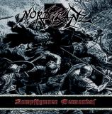 Nordglanz - Kampfhymnen Germaniens - LP schwarz