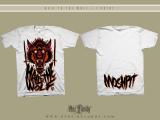 Moshpit - Hail to the wolf - Shirt