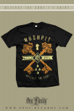 Moshpit - Release the cure - Shirt schwarz