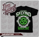 Second Class Citizen - Berlin Hardcore - Shirt schwarz
