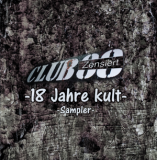 Club eighty-eight - 18 Jahre Kult - Sampler