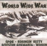 World Wide War I - 4er Split-CD