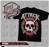 Attack - Tampa - Shirt