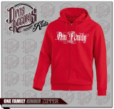One Family - Kinder Jacke