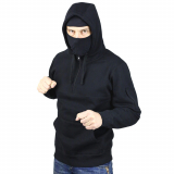 NO FACE NO NAME - DEFENDER - KAPUZENPULLOVER