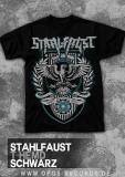 Stahlfaust - Shirt schwarz