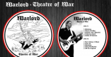 Warlord - Theatre of War - Picture LP