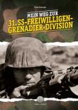 Gensicke - Mein Weg zur 31. SS-Freiwilligen-Grenadier-Division - Buch