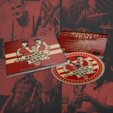 Bronco Army - Greetings from Backstreets - DigiPack