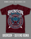 Bronson - Shirt burgundy