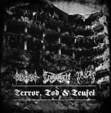 Feuernacht / Blutkult / Blutaar - Terror, Tod und Teufel