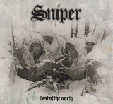 Sniper - Best of the north - DigiPack
