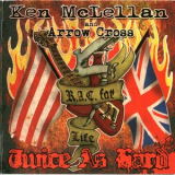 Ken McLellan & Arrow Cross - Twice as hard - LP