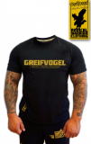Greifvogel - STRENGTH THROUGH DISCIPLINE - T-Hemd