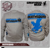 Greifvogel - DEATHSQUAD - Pullover