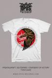 Frontalkraft / Blitzkrieg / Confident of Victory - Wir stehen fest! - Shirt