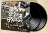 Frontalkraft / Blitzkrieg / Confident of Victory - Wir stehen fest! - Doppel-LP schwarz