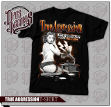True Aggression - L.G.H.BRD - Shirt