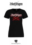Blutzeugen - Messer - Damen Hemd