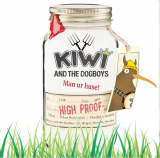 Kiwi and the Dogboys - Man or huse!