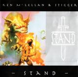 Ken McLellan & Stigger - Stand - LP