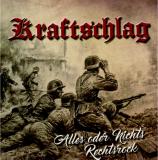 Kraftschlag - Alles oder nichts / Rechtsrock - LP
