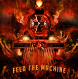 Bound for Glory - Feed the Machine - DIGIPAK