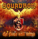 Squadron - The Flame still burns - CD
